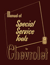1948 Manual of Special Service Tools for Chevrolet